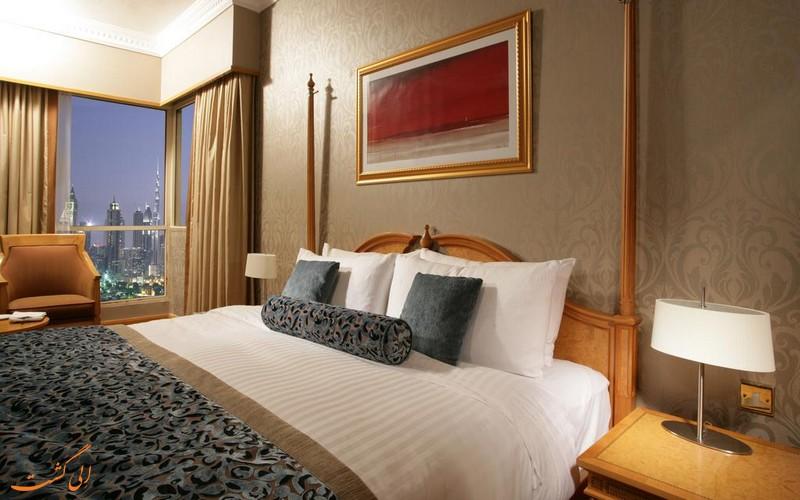 هتل چلسی پلازا در دبی