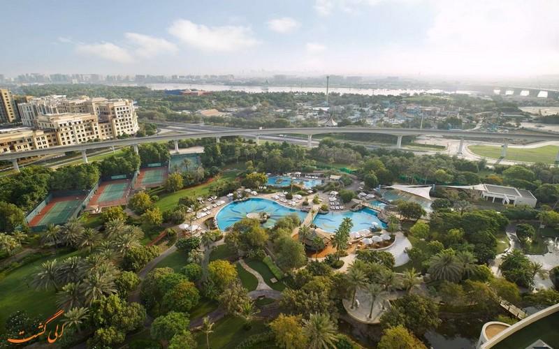هتل 4 ستاره گرند حیات در دبی