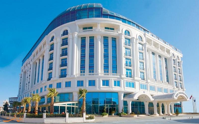 هتل اسر پرمیوم استانبول