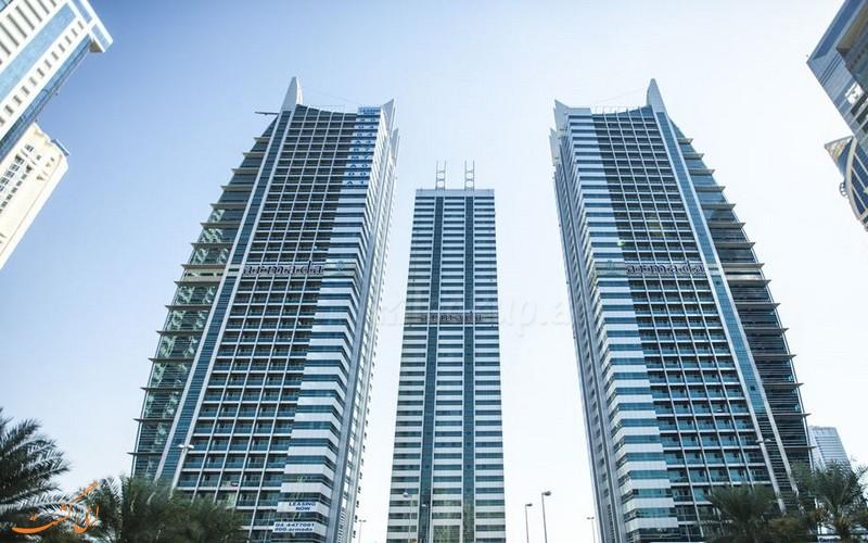 هتل آرمادا بلوبی دبی
