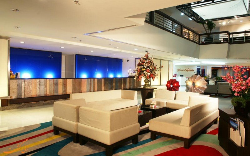 هتل دیسکاوری بیچ در پاتایا