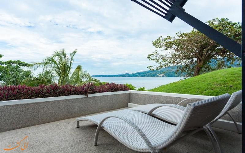 هتل 4 ستاره کامالا بیچ استیت در پوکت