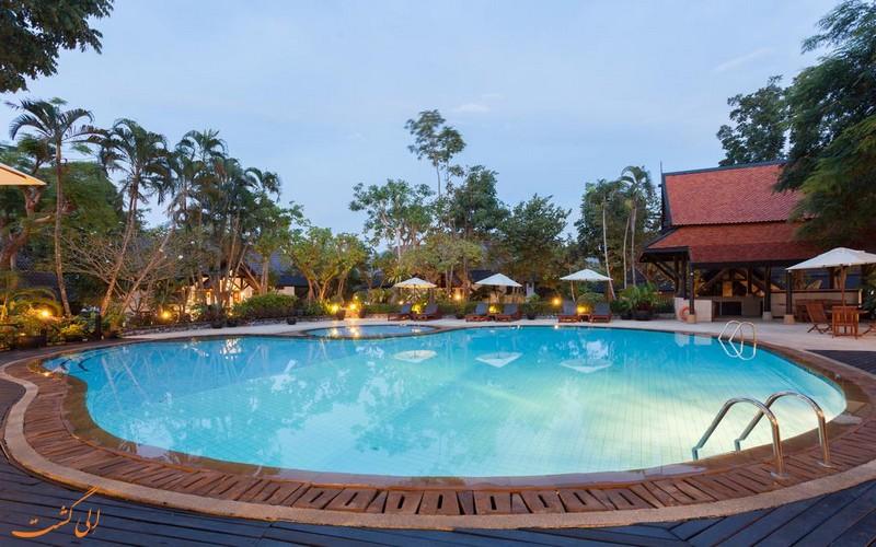 هتل 4 ستاره کامالا بیچ استیت
