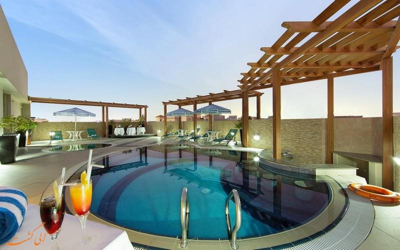 هتل 4 ستاره لوتوس گرند دبی