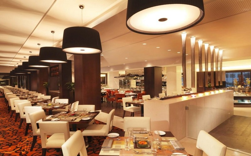 هتل ردا البوستان دبی