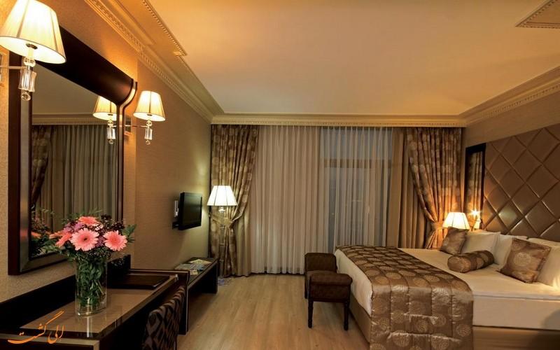 هتل 5 ستاره اسر پرمیوم