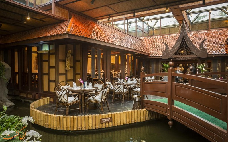 هتل 5 ستاره ردا البوستان