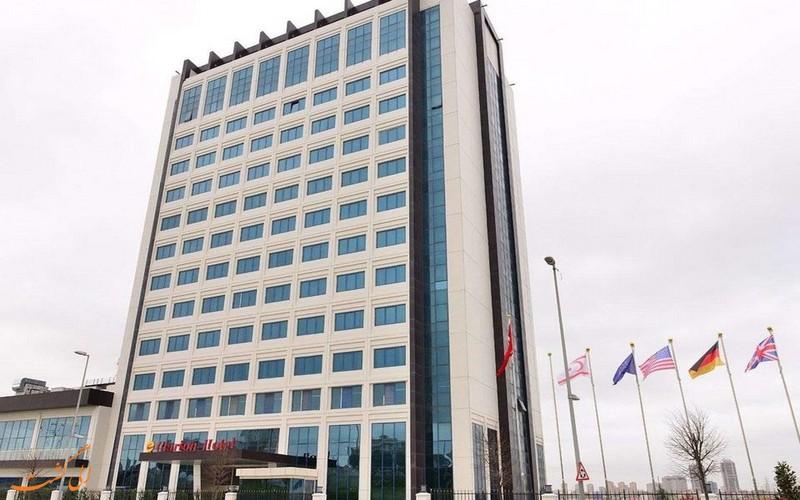 هتل کلاریون محموتبی استانبول