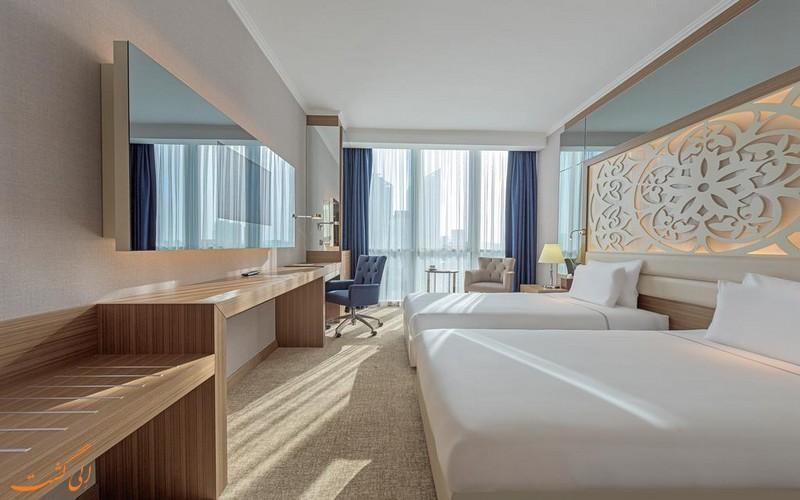 هتل 4 ستاره آنادولو در آنکارا