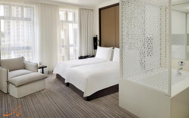 هتل ویدا دوونتون