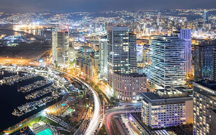 راهنمای سفر به بیروت