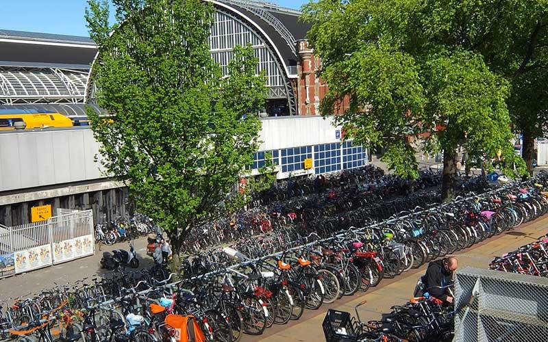 بهترین مسیرهای آمستردام
