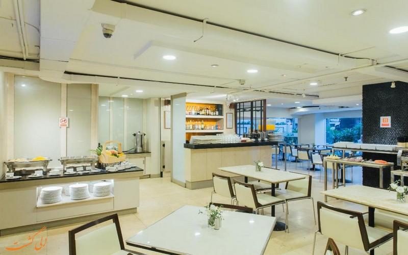 هتل 3 ستاره سیزنز سیام در بانکوک