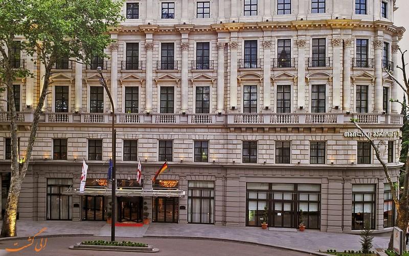 هتل مریوت در تفلیس