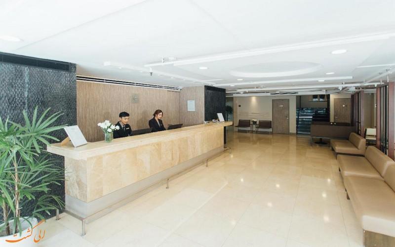 هتل سیزنز سیام بانکوک