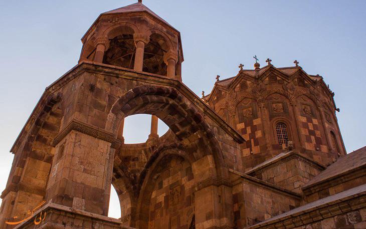 کلیسای سن استپانوس در جلفا
