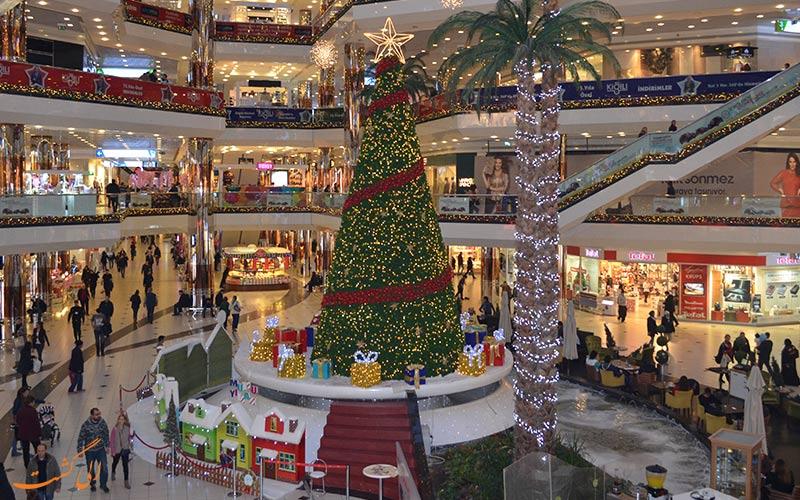 جشن کریسمس در استانبول
