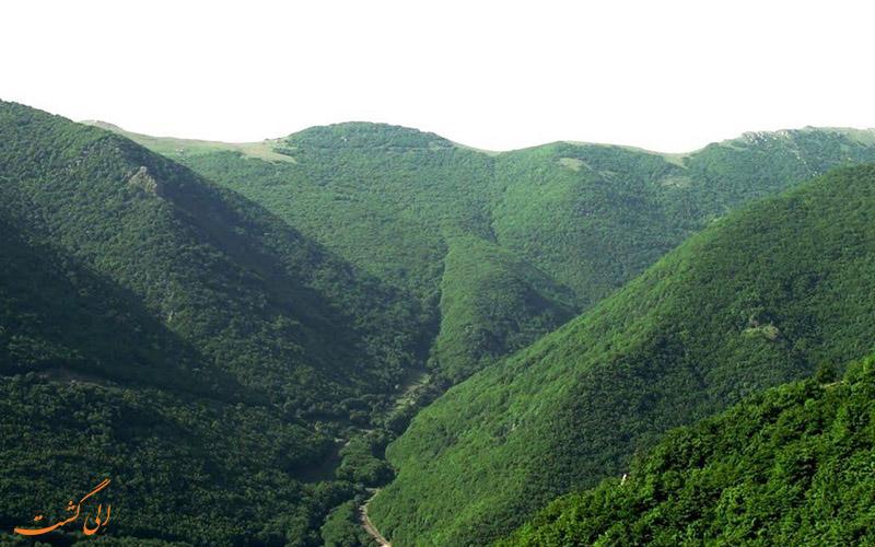 دره ی پیغام در کلیبر