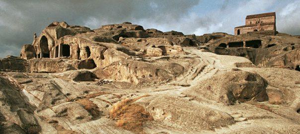 اوپلیستیخه، شهری از سنگ در باتومی