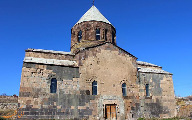 قره کلیسا در چالدران