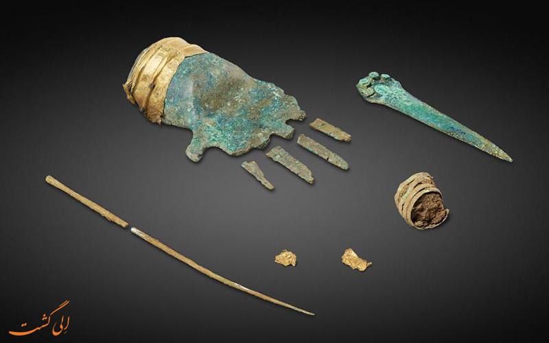 دست مصنوعی باستانی