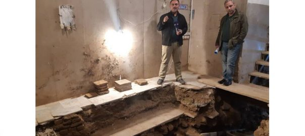 کشف آثار تاریخی متعلق به دوران تیموریان در بازار حضرتی تهران