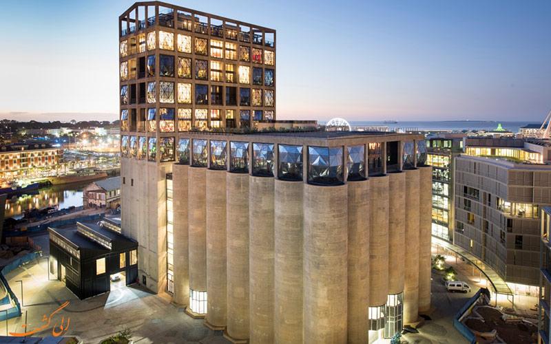 سیلو هتل در کیپ تاون، آفریقای جنوبی | Silo Hotel