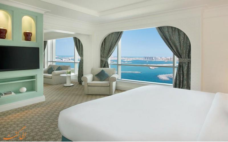 هتل 5 ستاره هابتور گرند دبی