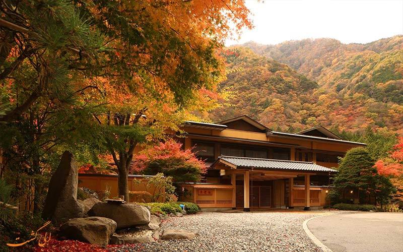هتل نیشیاما اونسن کیونکان، ژاپن | Nishiyama Onsen Keiunkan