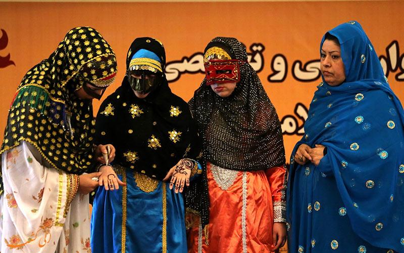 لباس زنان بوشهری