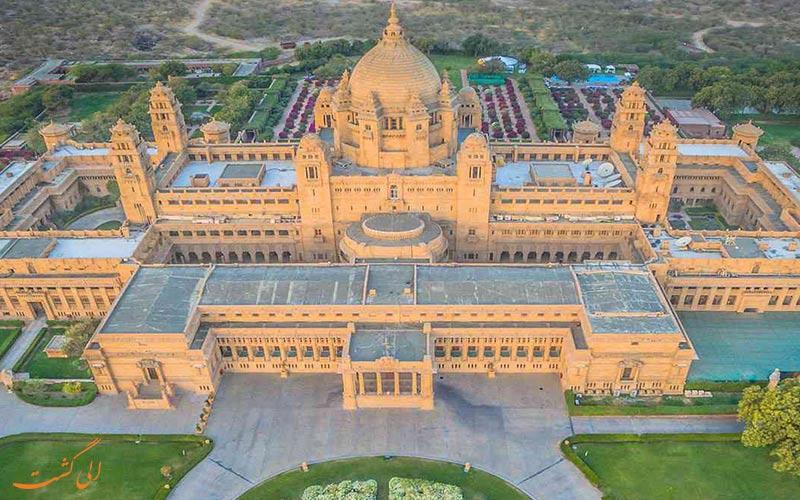 کاخ امید باوان در جودپور، هند