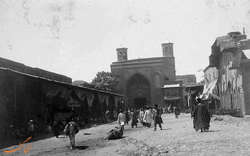 اعیان نشین تهران قدیم