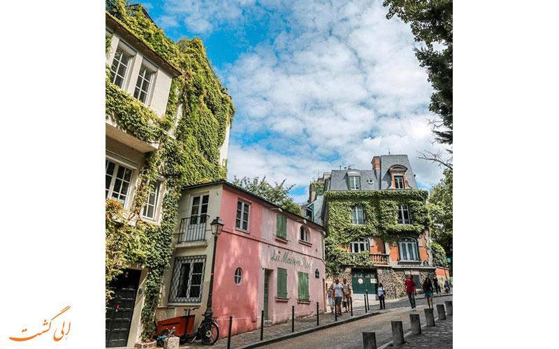خیابان آبره ووار | Rue l'Abreuvoir