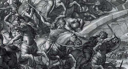 پیروزی در جنگ با نیروی ماورائی
