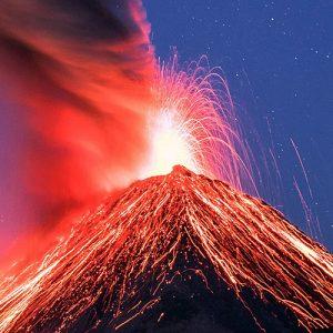 شگفت انگیزترین آتشفشان ها
