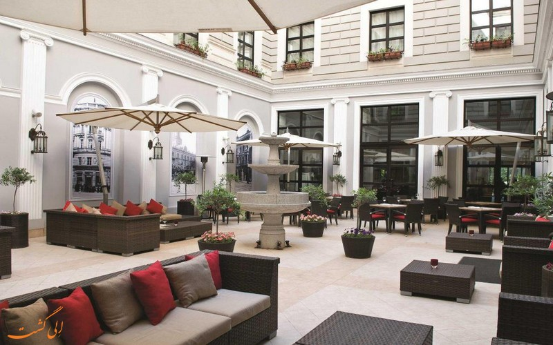 هتل 5 ستاره مریوت