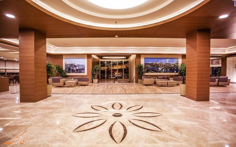 هتل گوریون در استانبول