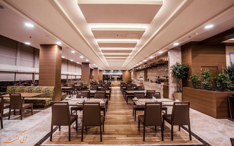 هتل 5 ستاره گوریون استانبول