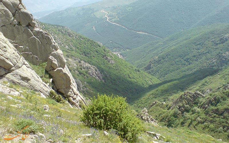 دره ی پیغام