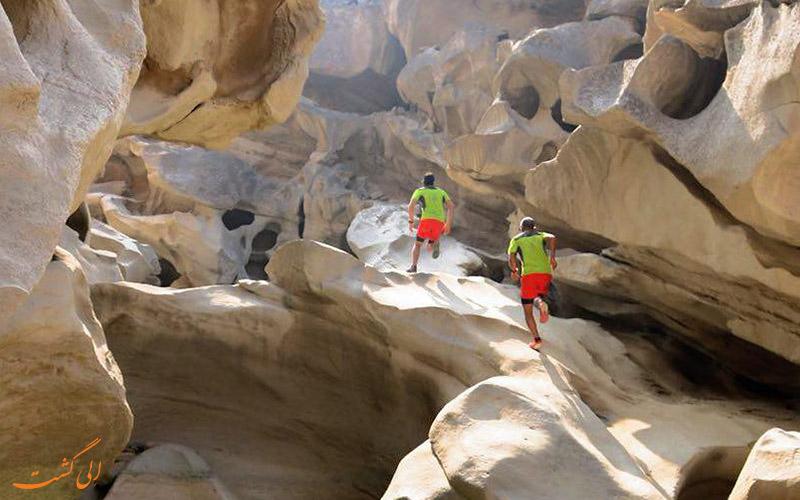 تاریخچه ی برگزاری مسابقه ی دوی طبیعت ژئو پارک تریل قشم