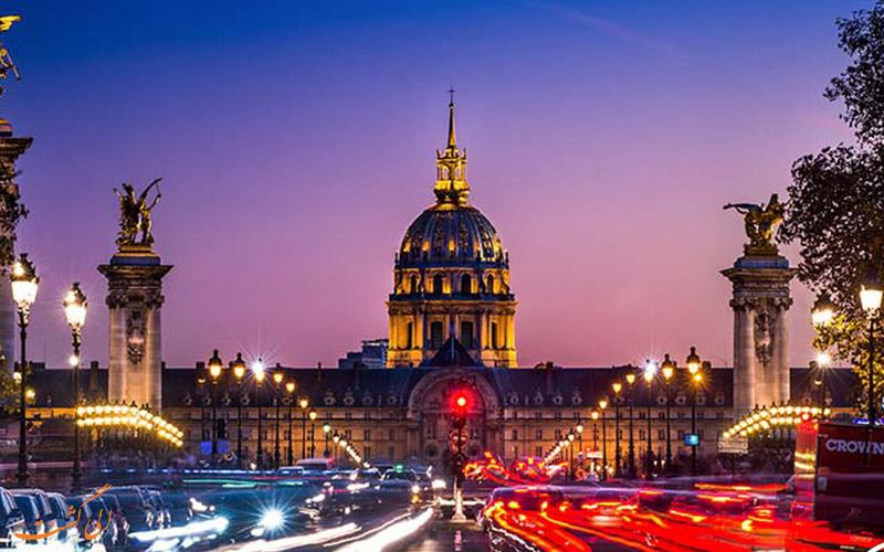 آشنایی با خیابان های معروف و دیدنی پاریس