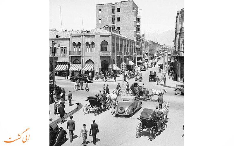 محله های ثروتمندان در تهران