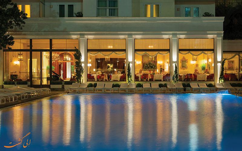 هتل کاخ کوپاکابانا، برزیل | Copacabana Palace, Brazil