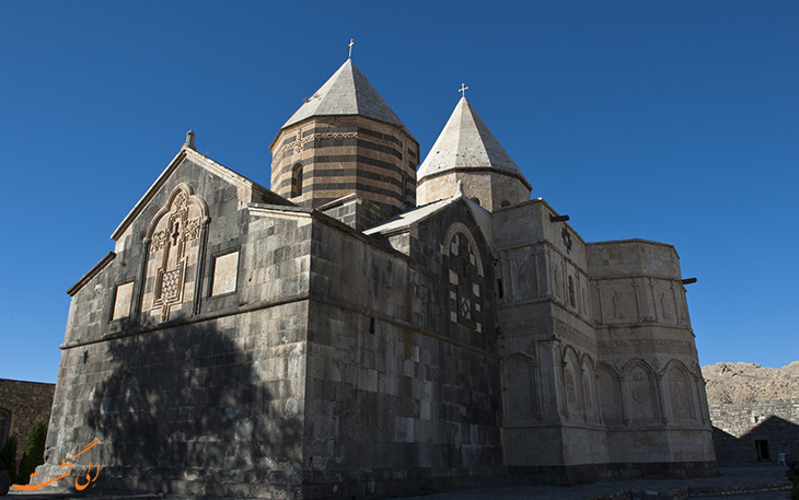 قره کلیسا اولین کلیسای مسیحی ها