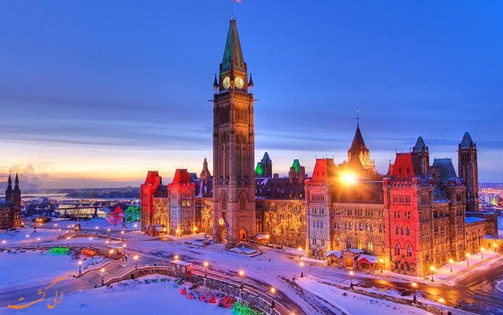 انتخاب کانادا برای تحصیل