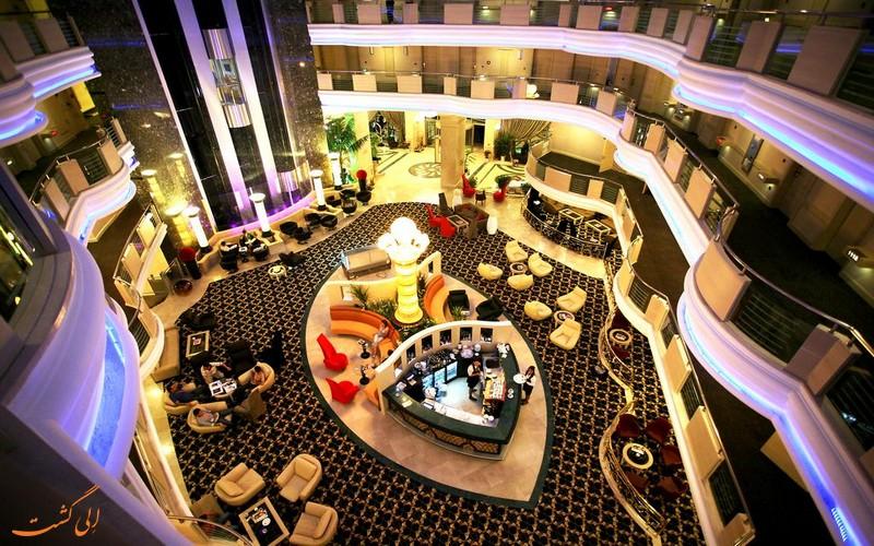 هتل 5 ستاره اسر پرمیوم در استانبول