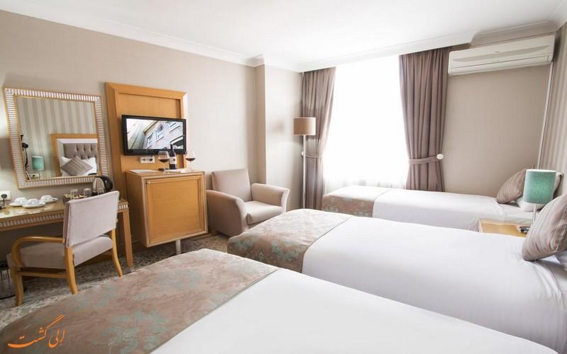 هتل ویلا زوریخ استانبول