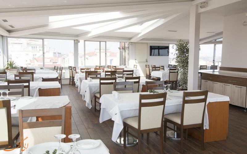 هتل 3 ستاره ویلا زوریخ استانبول