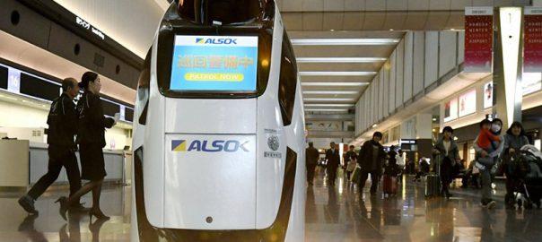 به زودی همه ی فرودگاه ها به وسیله ی ربات ها کنترل می شوند!