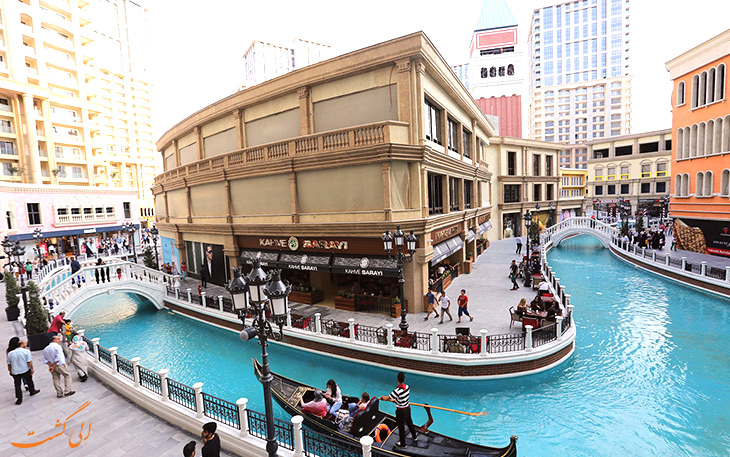 مرکز خرید ونیزیا در استانبول